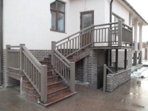 Ограждение лестницы ТерраПол
