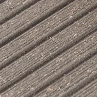 Террасная доска ПроДекинг 30мм, цвет черный