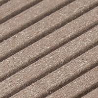 Террасная доска ПроДекинг 30мм, цвет коричневый