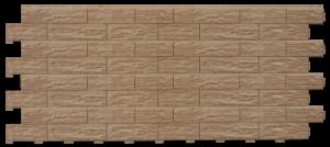 Цокольный сайдинг Кубанский песчаник