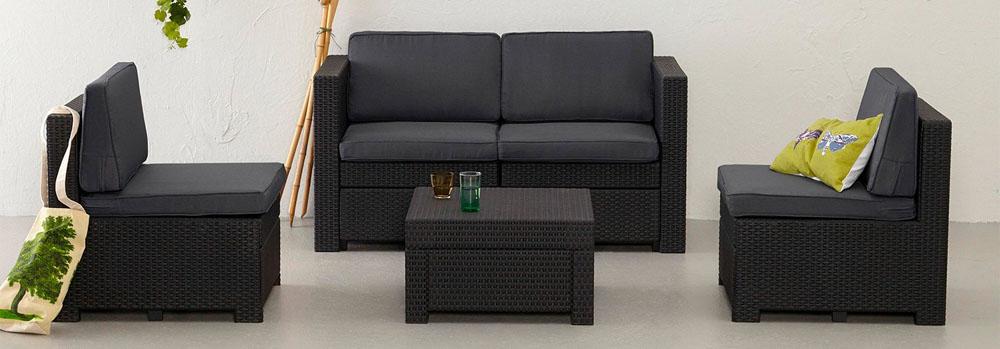 modus модульная мебель из пластика