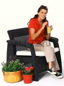 кресло искусственная мебель