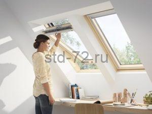 Мансардные окна Дизайн WoodLine
