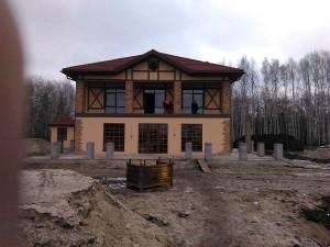 Krovlia fasad