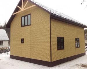 Фасадные и цокольные материалы Ю-пласт