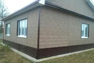 Фасадные и цокольные материалы Ю-пласт в Тюмени